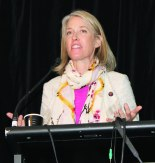 Catholic Earthcare Australia director Ms Jacqui Remond.